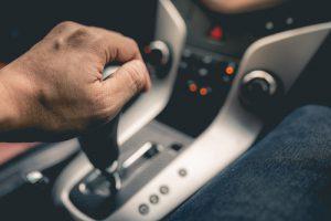 Shifting car gears